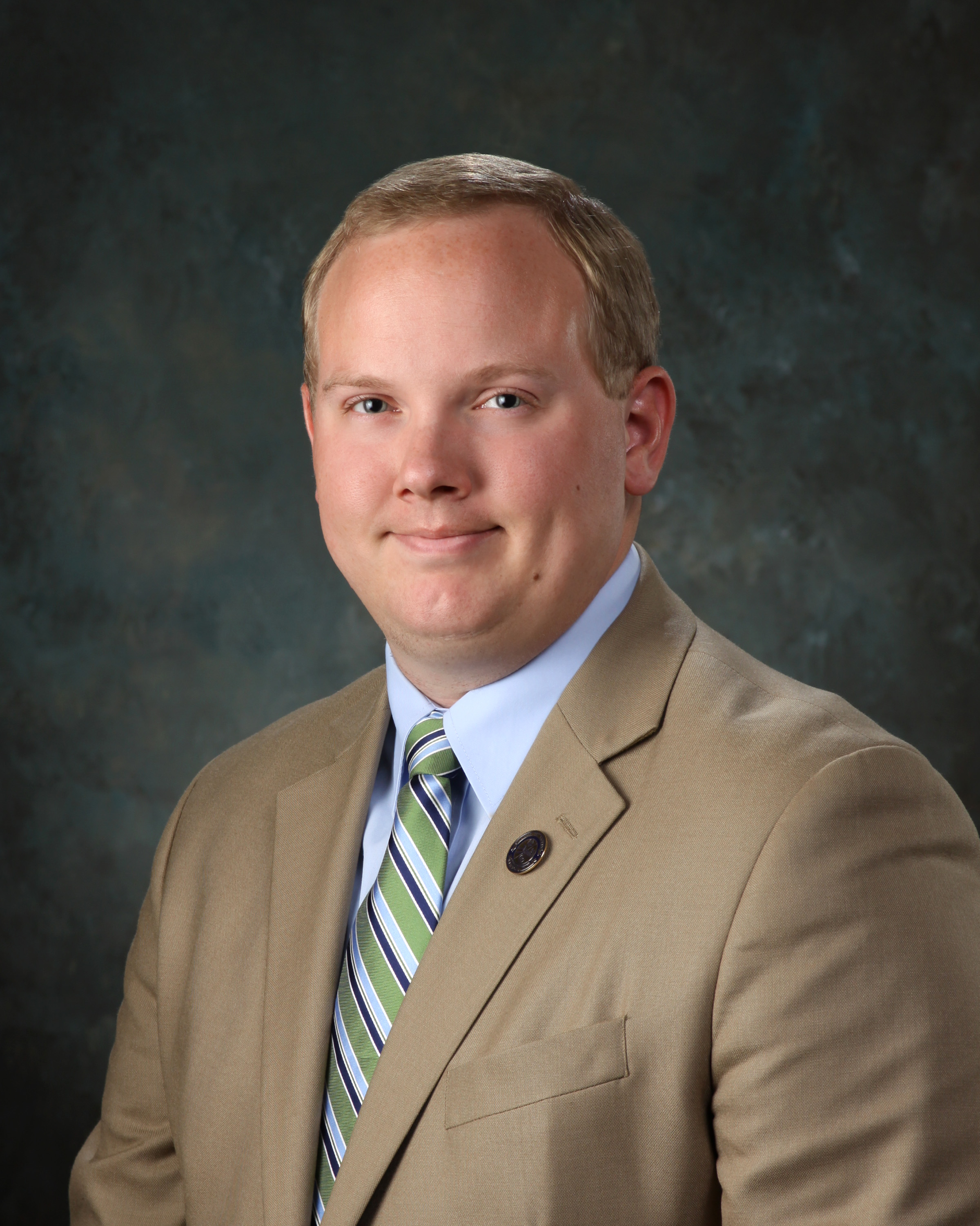 City Manager Travis L. Blosser